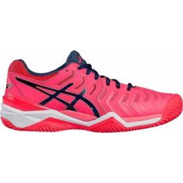 Теннисные кроссовки ASICS GEL-RESOLUTION  7   CLAY  (W)
