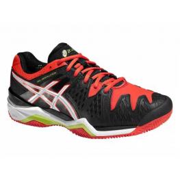 Теннисные кроссовки ASICS GEL-RESOLUTION  6   CLAY