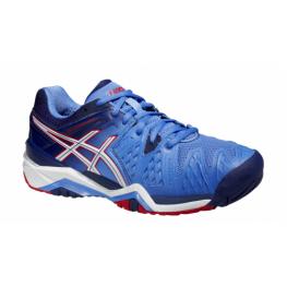 Теннисные кроссовки ASICS GEL-RESOLUTION  6    (W)