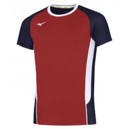 Футболка волейбольная MIZUNO Premium High-Kyu Tee HIQ
