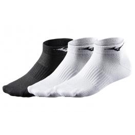 Носки MIZUNO 3PPK   TRAINING   Mid   sock