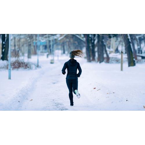 Советы. Как бегать зимой.