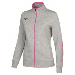 Толстовка MIZUNO Sweat FZ Jacket  W